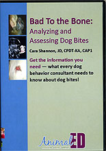 Bad To the Bone: Analyzing and Assessing Dog Bites by Cara Shannon