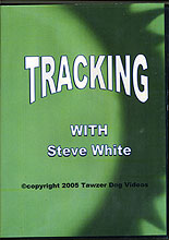 Dog Tracking with Steve White by Steve White