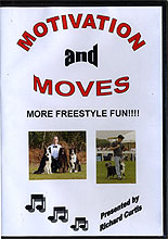 Motivation and Moves: More Freestyle Fun! by Richard Curtis