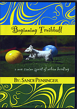 Beginning Treibball by Sandi Pensinger