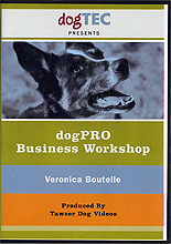 Dog PRO Business Workshop by Veronica Boutelle