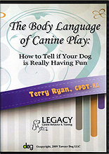 The Body Language of Canine Play by Terry Ryan