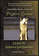 Pattern Games - Clicking for Confidence and Connection by Leslie McDevitt