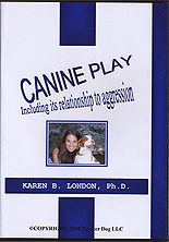 Canine Play Including its Relationship to Aggression by Karen London