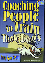Coaching People To Train Their Dogs by Terry Ryan