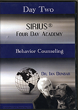 SIRIUS Four Day Academy  Day 2 - Behavior Consulting by Ian Dunbar
