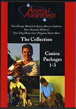 Animal Awareness - Dog Canine Home Care Massage Collection by Animal Awareness