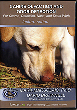 Canine Olfaction and Odor Detection by Mark Marsolais Ph.D.