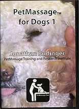 Pet Massage For Dogs 1 by Jonathan Rudinger