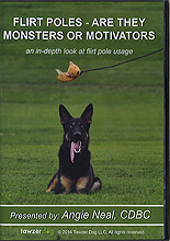 Flirt Poles - Are They Monsters or Motivators by Angie Neal