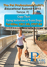 Copy That: Using Imitation to Train Dogs by Pat Miller