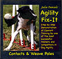 Agility Fix-It  - Contacts & Weave Poles by Julie Daniels