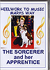 Heelwork to Music - The Sorcerer and her Apprentice by Mary Ray