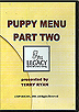 Puppy Menu: Part 2 by Terry Ryan
