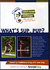 WHAT'S SUP, PUP? - Stand Up Paddleboarding with Your Dog by Lisa/Brad Waggoner